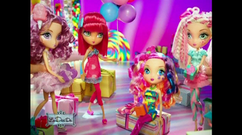 La Dee Da TV Spot For Sweet Party