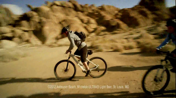 Michelob Ultra TV Spot, 'Bike Ride' Featuring Song: Young the Giant - Thumbnail 4