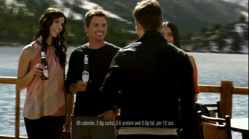 Michelob Ultra TV Spot, 'Bike Ride' Featuring Song: Young the Giant - Thumbnail 7