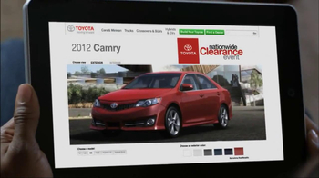 Toyota Nationwide Clearance Event TV Spot, 'Just Get It' - Thumbnail 1