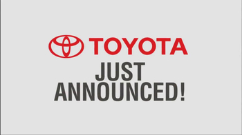 Toyota Nationwide Clearance Event TV Spot, 'Just Get It' - Thumbnail 5