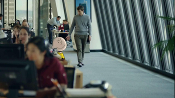 MetLife TV Spot, 'Call Center' Featuring Peanuts Characters - Thumbnail 1