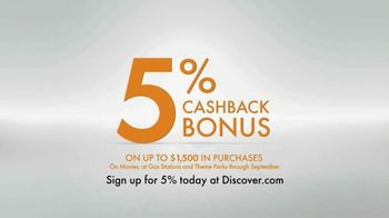 Discover Card TV Spot For Movie Tickets