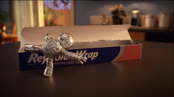 Reynolds TV Spot For Foil Chefs - Thumbnail 2