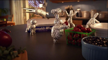 Reynolds TV Spot For Foil Chefs - Thumbnail 3
