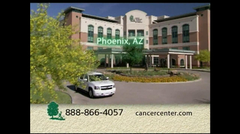 Cancer Treatment Centers of America TV Spot For George Rader