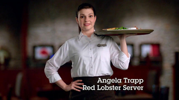 Red Lobster Endless Shrimp TV Spot with Angela Trapp
