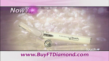 Finishing Touch TV Spot For Finishing Touch Diamond - Thumbnail 10