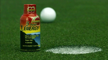 5 Hour Energy TV Spot Featuring Jim Furyk - Thumbnail 1