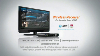 AT&T U-Verse Wireless Receiver TV Spot, 'Who's Bob?' - Thumbnail 10