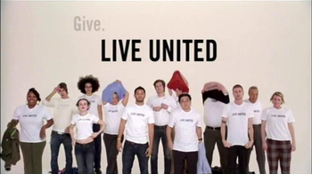 Live United T-Shirts thumbnail