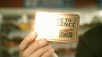 Oh Boy! Oberto TV Spot For Excellence - Thumbnail 8