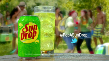 Sun Drop TV Spot For Sun Drop