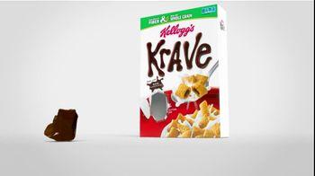 Kellogg's TV Spot For Krave