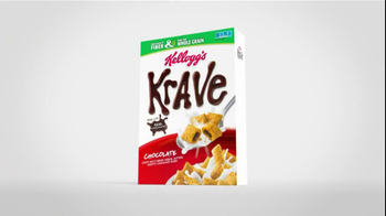 Kellogg's TV Spot For Krave - Thumbnail 1