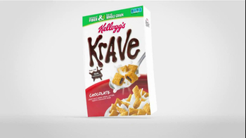 Kellogg's TV Spot For Krave - Thumbnail 2