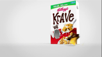 Kellogg's TV Spot For Krave - Thumbnail 4