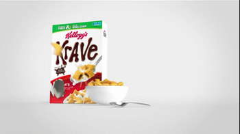 Kellogg's TV Spot For Krave - Thumbnail 9