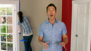 HGTV HOME by Sherwin-Williams TV Spot, 'Team' Featuring David Bromstad - Thumbnail 2