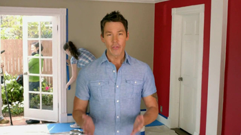 HGTV HOME by Sherwin-Williams TV Spot, 'Team' Featuring David Bromstad - Thumbnail 3