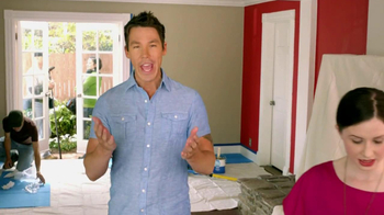 HGTV HOME by Sherwin-Williams TV Spot, 'Team' Featuring David Bromstad - Thumbnail 4