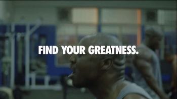 Nike TV Spot, 'Find Your Greatness: Weightlifter' - Thumbnail 5