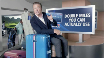 Capital One TV Spot for Golf Getaway Featuring Alec Baldwin