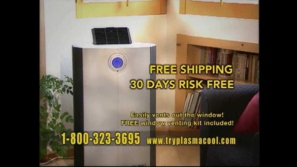 Plasma Cool Tv Commercial For Portable Air Conditioner