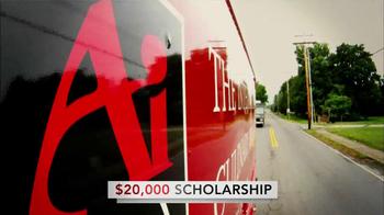 Academy of Art University TV Spot For Foodtruck Race Scholarship