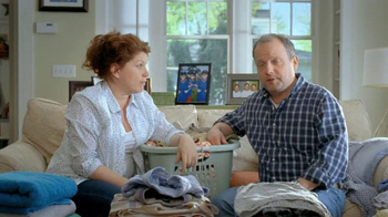 Tide TV Spot, 'Triplets Home from College' - Thumbnail 6