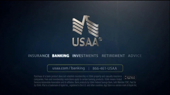 USAA Bank TV Spot, 'Honor And Comittment' - Thumbnail 10
