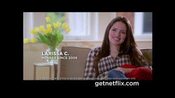 Netflix TV Spot, 'Customer Testimonials'