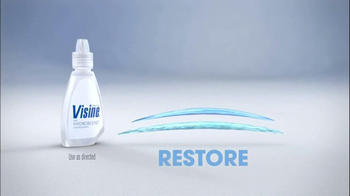 Visine With Hydroblend TV Spot Technology Screens - Thumbnail 7