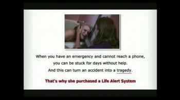 Life Alert TV Spot For Shower Slip - Thumbnail 5