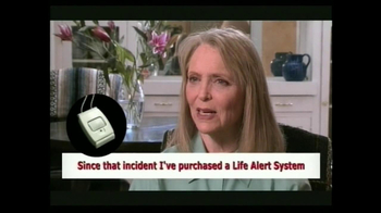 Life Alert TV Spot For Shower Slip - Thumbnail 6