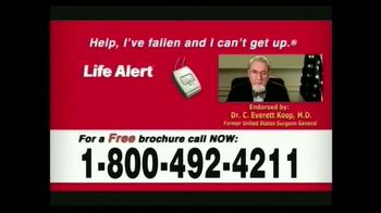 Life Alert TV Spot For Shower Slip - Thumbnail 8