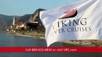 Viking Cruises TV Spot For 8-Day Cruises - Thumbnail 3