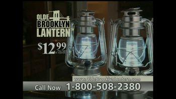 Olde Brooklyn Lantern TV Spot, 'Not Again'