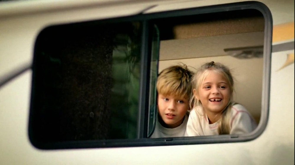 Go RVing TV Commercial, 'Camping'