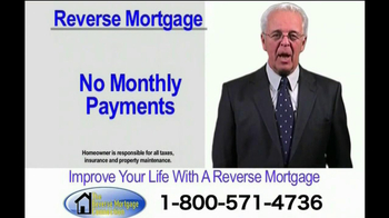 The Reverse Mortgage Connection TV Spot, 'Making Life Easier' - Thumbnail 3