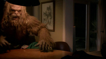 Jack Link's Beef Jerky TV Spot, 'Snackin' With Sasquatch: Poker' - Thumbnail 9