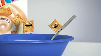 Cinnamon Toast Crunch TV Spot, 'Cinnamon Eating Cinnamon' - Thumbnail 9