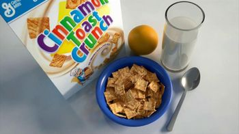 Cinnamon Toast Crunch TV Spot, 'Cinnamon Eating Cinnamon'