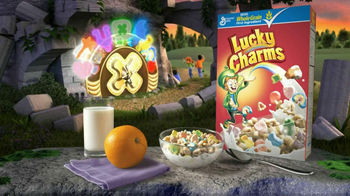 Lucky Charms TV Spot, TV Spot 'T-Shirts Designs' - 661 commercial airings