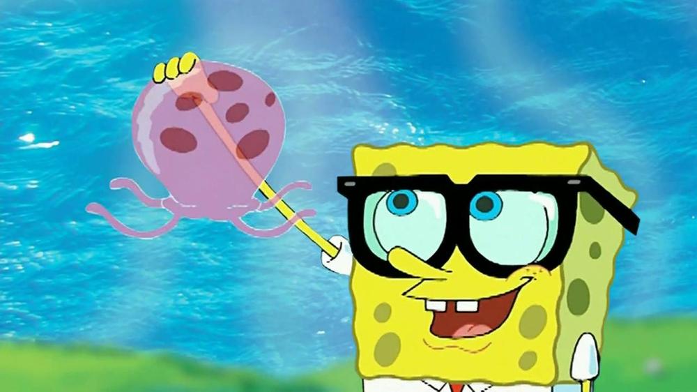 McDonald's TV Commercial For Spongebob Toys - Video