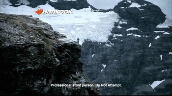 Hankook Tire TV Spot, 'Cliff Dive'