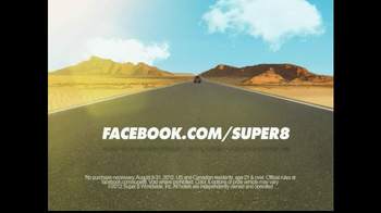 Super 8 TV Spot, 'R8 Escape Suped-Up Sweepstakes' - Thumbnail 9
