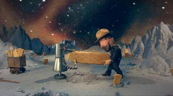 Honey Maid Grahamfuls TV Spot, 'Outer Space'
