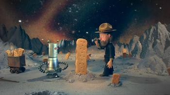 Honey Maid Grahamfuls TV Spot, 'Outer Space' - Thumbnail 5