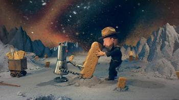 Honey Maid Grahamfuls TV Spot, 'Outer Space' - Thumbnail 6